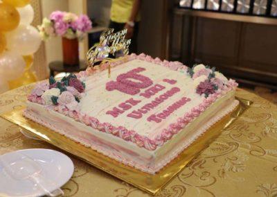 19. 10th Anniversary Cake